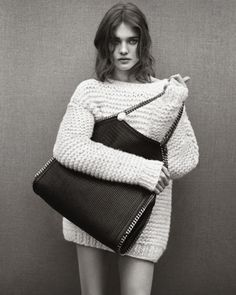 Natalia Vodianova for Stella McCartney F/W 2011 by Mert and Marcus