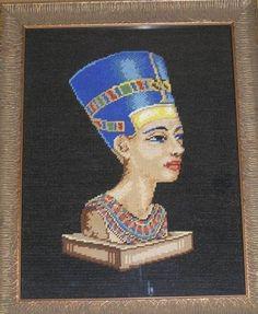 Gobelín Rico  Nefertiti