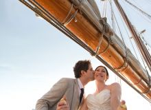 The Liberty Fleet loves hosting your Boston special events from your Boston engagement party to post wedding brunches!