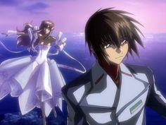 Gundam Seed Destiny : Lacus Clyne & Kira Yamato