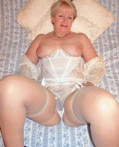 Lingerie grandma nude were visited