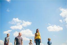 family portrait. Photo by Liam Crawley