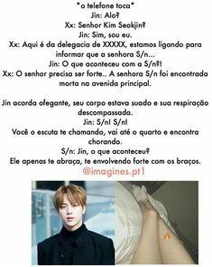 Bts And Exo, Bts Jin, Bts Bangtan Boy, Jimin, Bts Fanfiction, Fanfic Kpop, Seokjin, K Pop, Text Memes