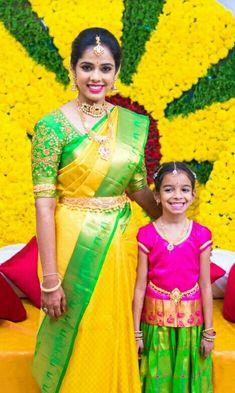 Bridal Silk Saree, Silk Sarees, Kids Blouse Designs, Waist Belts, Stylish Blouse Design, Bride Portrait, Indian Jewelry, Antique Jewelry, Brides