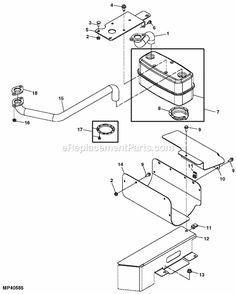 repair manual john deere mechanical fuel system technical repair on lance camper plug wiring diagram model 1000