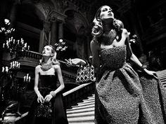 DIOR AW 2013 in Opera Garnier