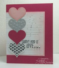 groovy love stampin up