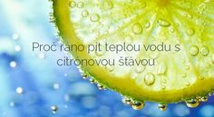 lemon-water Lemon Water, Fruit, Health, Smoothie, Lemon, Health Care, Smoothies, Salud