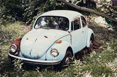VW Beetle~ used to roll start it!