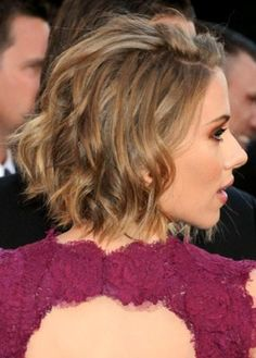 messy bob hairstyles for winter 2012 3
