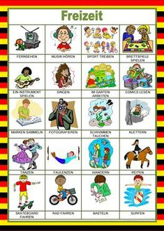 Handout, Doodles, Education, Comics, Preschool, German Language, Learn German, Entering School, Kindergarten