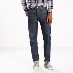 Levi's 501 Original Shrink-to-Fit Jeans - Men's 28x32