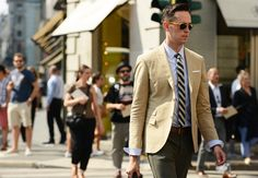 Street Style Milan by Tommy Ton