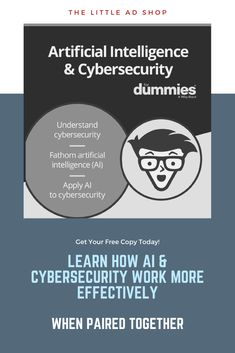 Discover how to bolster your computer's security when AI (Artificial Intelligence) is paired with cybersecurity. Just click the link below and get your FREE copy today! Online Marketing, Digital Marketing, Ai Artificial Intelligence, Computer Security, Business Video, Digital Strategy, You Got This, How To Apply, Real Estate