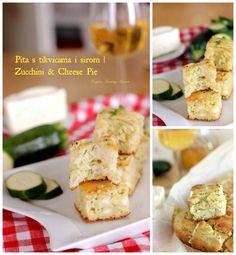 Zucchini & Cheese Pie # recipe http://tanjascookingcorner.com/zucchini-cheese-pie-pita-s-tikvicama-i-sirom/