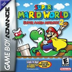 A remake of Super Mario World 2: Yoshi's Island for the Game Boy Advance. Description from libraryschool.libguidescms.com. I searched for this on bing.com/images