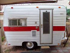 Vintage 13 FT Canned Ham Camper Trailer Plans Tear Drop RV Teardrop Camp 3 for sale online Small Camper Trailers, Teardrop Camper Trailer, Small Campers, Vintage Campers Trailers, Vintage Motorhome, Vintage Caravans, Camping Trailers, Retro Campers, Volkswagen Transporter