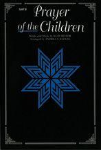 Prayer of the Children SSAA