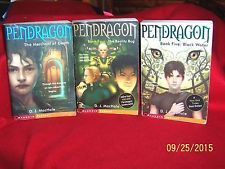 3 Pendragon Books~MacHale~1) Merchant of Death 4) The Reality Bug 5) Black Water
