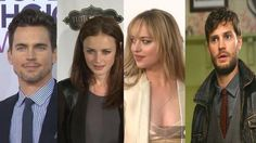 Fifty Shades of Grey Movie Favroites