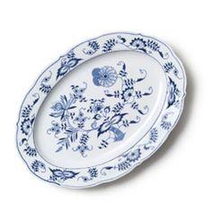 Japan Blue Danube Platter