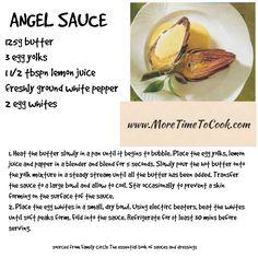 Angel sauce. #recipes #sauce #food #cooking