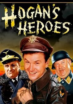 Hogan's Heroes! I loved this show! I went through a phase we all I watched was Hogan's Heros and I Love Lucy