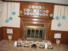 Pokey Little Puppy themed birthday party