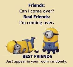 Minion Quote 27 Funny Minion QuotesThey will be very surprised. Me, me, me…I'm dead. Why Funny Minion QuotesThey will be very surprised. Me, me, me…I'm dead. Funny Minion Pictures, Funny Minion Memes, Funny School Jokes, Crazy Funny Memes, Minions Quotes, Really Funny Memes, Memes Humor, Funny Laugh, Funny Facts