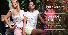 """Idée cadeau : les Tee-shirts """"Comme une belle journée ...""""  - http://commeunebellejournee.com/idee-cadeau-les-tee-shirts-belle-journee/"""