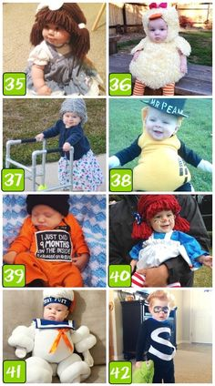 adorable halloween costumes for babies1