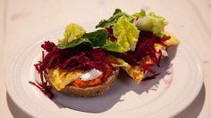 Broodje veggie - recept   24Kitchen