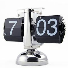 JCC Flip Page Down Clock *** Check this awesome product by going to the link at the image.