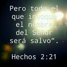 Hechos 2:21