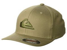 015662b3ec2 Quiksilver Mountain and Wave Hat (Thyme) Caps. Get back to the surf basics