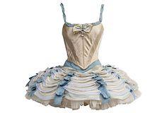 New York City Ballet Divertimento Corps Member Tutu
