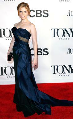 Anna Kendrick from 2013 Tony Awards   E! Online