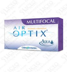 LENTES DE CONTACTO CIBA VISION AIR OPTIX MULTIFOCAL 6 UNIDADES