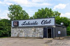 "Classic Minnesota club, note ""Al's Bunker downstairs"""