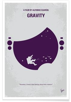 Gravity - Chungkong - Premium poster
