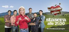 Il contadino cerca moglie: il reality show condotto da Simona Ventura su FoxLife con cinque protagonisti: Pietro, Dario, Giorgio, Manolo e Giuseppe.