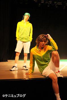 テニミュブログ The Prince Of Tennis, Musicals, Cosplay, Clothing, Style, Fashion, Outfits, Swag, Moda