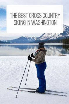 Considering cross country skiing in Washington is something I partake in every year with my family, I thought it was about time that I share all my favorite places and ones I hope to visit. Cross country skiing isn't something I grew up doing. I'm a snowboarder because I never quite got the hang of what to do when my feet are separate. Like seriously, how do you get up on skis when you fall? Seattle Travel, Rainier National Park, Mountain Trails, Cross Country Skiing, Like A Local, Usa Travel, Pacific Northwest, Dog Friends, Where To Go
