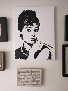 Audrey hepburn decor when i grow up pinterest for Ikea audrey hepburn