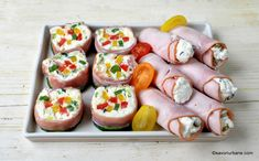 Romanian Food, Brownie Recipes, Sushi, Appetizers, Ice Cream, Ethnic Recipes, Esty, Hot Dog, Foods