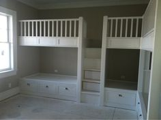 built in bunks | Built In Bunk Beds - Page 3 - Carpentry Picture Post - Contractor Talk