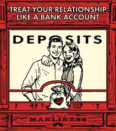 Why the Secret of a Happy, Successful Marriage Is Treating It Like a Bank Account Saving Your Marriage, Strong Marriage, Successful Marriage, Save My Marriage, Marriage Advice, Love And Marriage, Happy Marriage, Art Of Manliness Books, Couple Questions
