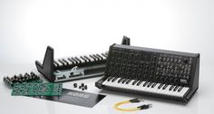 Full-sized remake of the MS-20, by KORG. Assemble it yourself. Switchable between the two filter circuit designs the MS-20 had over the years. Limited edition.