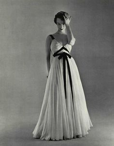 Jacques Griffe, Evening Gown 1953