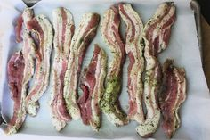 Homemade Uncured Bacon - AIP, Paleo, Whole 30